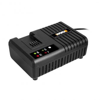 WORX 20V Зарядное устройство WA3867 6,0 Ah
