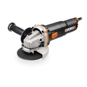 WORX 750W электрическая проводная угловая шлифовальная машина WX711, 115 мм