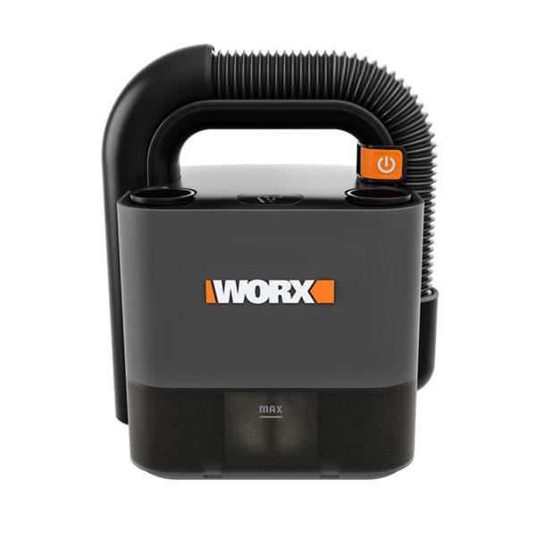 Аккумуляторный пылесос WORX WX030.9 20 В  (без АКБ и ЗУ)