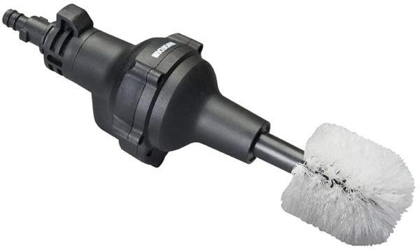 Насадка-щетка круглая WORX WA4042 для аккумуляторной мойки высокого давления