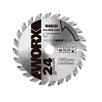 Пильный диск твердосплавный WORX WA5101 24T TCT