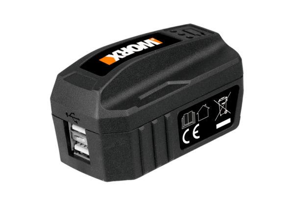 USB адаптер WORX WA4009 20 В