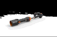 Аккумуляторная воздуходувка бесщеточная WORX WG543E, 20 В, 4 АЧ х 1, ЗУ 2А, коробка