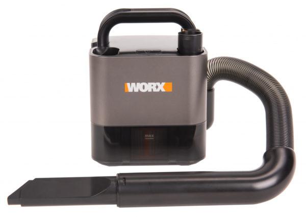 Аккумуляторный пылесос WORX WX030.1 12В с АКБ и ЗУ